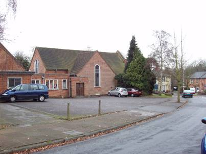 eastcote methodist